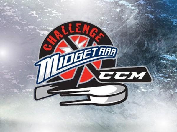Deux joueurs Juvénile D1 au Challenge Midget AAA